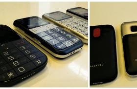 Telefonok idősebbeknek