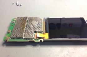 Beázott Nokia C5