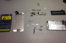 Iphone bekapcsoló gomb javítás