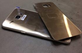 Samsung S6 Edge Plus hátlap csere