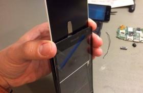 Microsoft Lumia 535 érintő csere