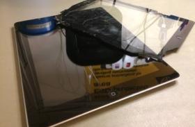Apple iPad 3 érintő csere