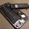 iPhone 6 érintő csere és akku csere