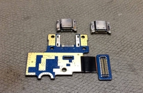 Samsung Galaxy Tab Note 8′ USB csatlakozó csere