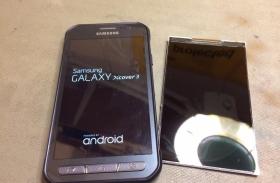 Samsung Xcover 3 törött LCD javítás