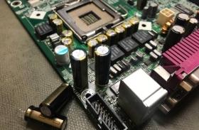 Számítógép alaplap javítás